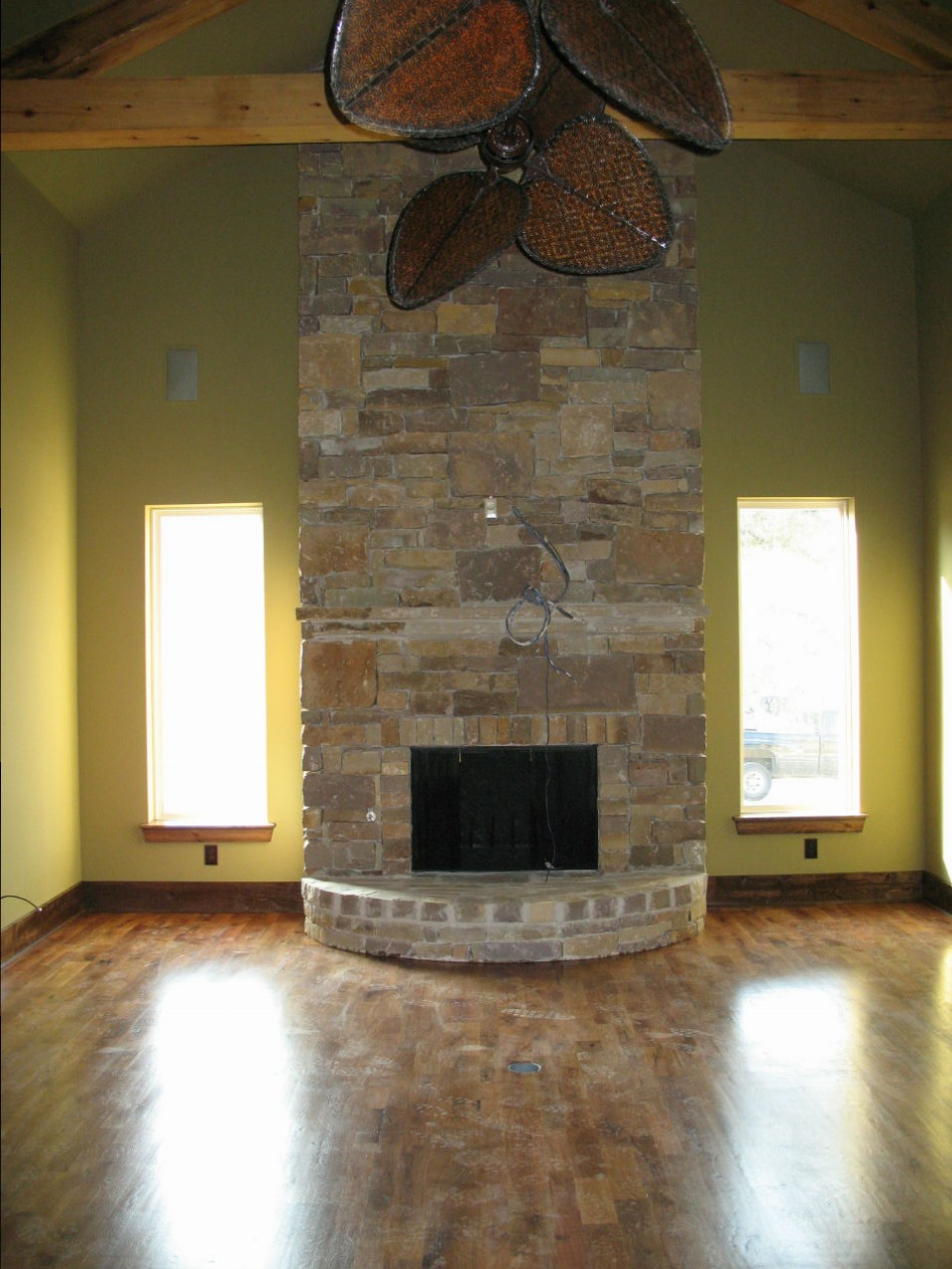 Custom fireplaces southwest stucco for Fireplaces southwest